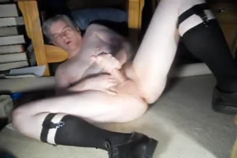 spreading my legs and blasting a load