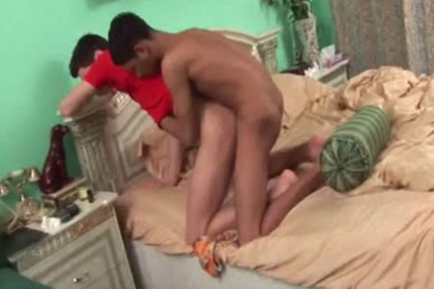sexy teen gay pair Hen and Cleon in painfully action