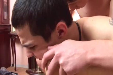 filthy Bagir and Amir in porn action