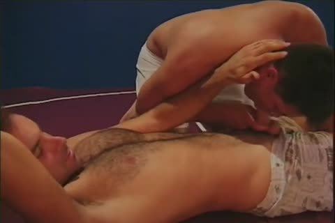 Mickey Russo And Jorge Milano naked Wrestle