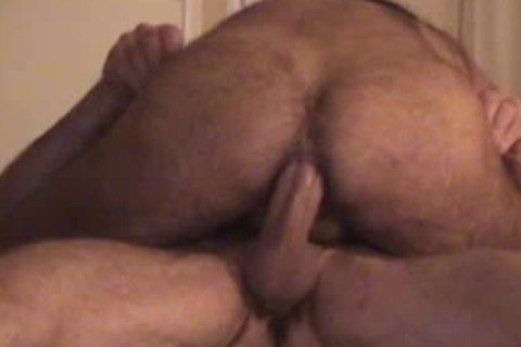 Homemade bare clip scene