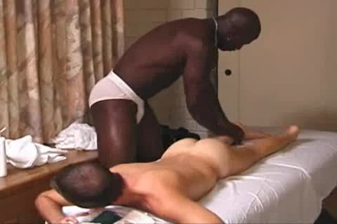 black Massage