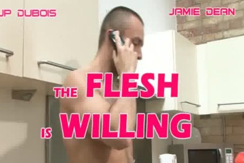 Uknakedmen The Flesh Is willing