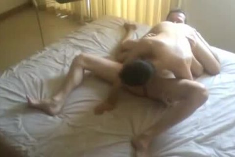 sleazy White twink cute asian lad two