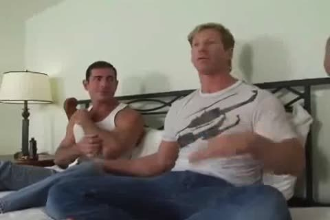 perfect muscle males love penis