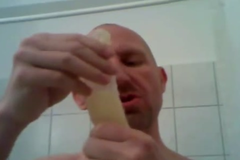 homosexual Condoms Facial ball batter Eating Perverz Mix two