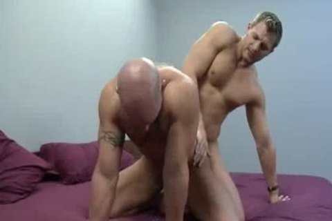 Cocksuremen - Brenden Cage And Brock Armstrong unprotected