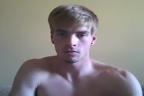 horny lad webcam stroking
