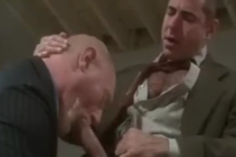 older men Giving blowjob