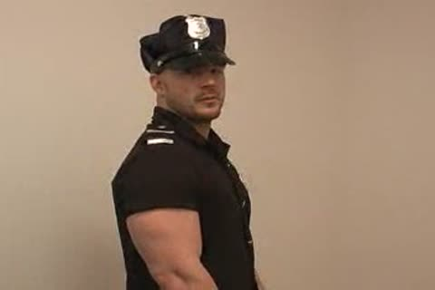 Consider, that gay man cop porn for