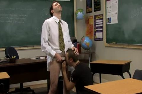 Teacher loves To poke Students