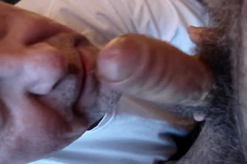 sucking Uncut penis