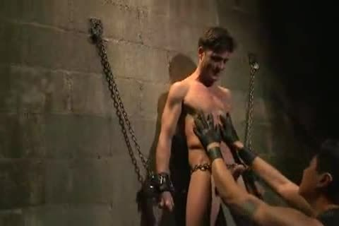 Kinkmen Presents: 30 Minutes Of torture.(Lance Hart)