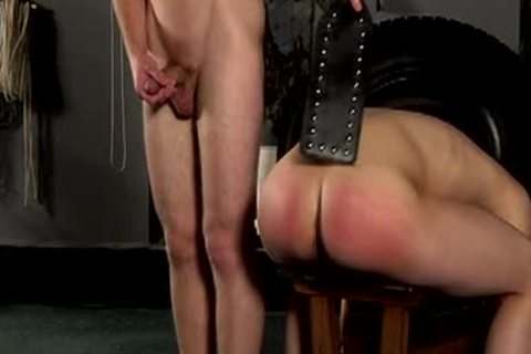 Requested fastened Down For Whipping And bang