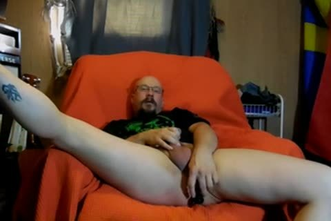 Gothic gay, fake penis pooper To face hole (Part 1)