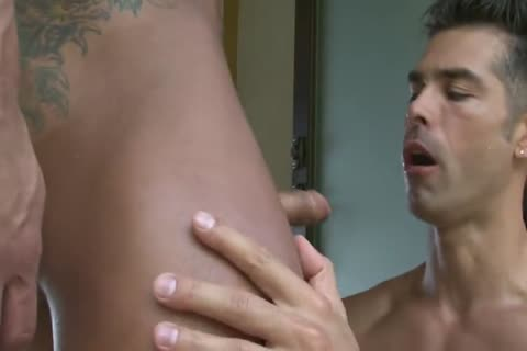 hot MUSCLE chap loves TO TAKE ramrod