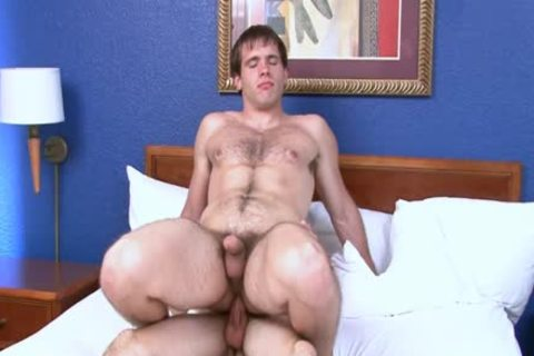 Barebacking naughty boy With Creampie