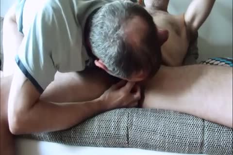 Doing, What I Can Do best. Full fellatio Service To Farmer Bear, His lovely Smelly bulky Uncut cock And Sweaty Body After Work.
