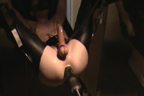 Annual Play Night,  I Bring The toys - A Mechanical banging Machine, Selection Of fake penis's, Milking Machine, And Host Provides Space And men To Ride.  Not All Wanted To Be On clip scene But Here Is 8 Rides Some men Getting Several With Different