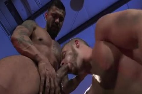 Muscle lad Homemade sperm flow