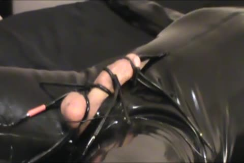 Iliff Applies Electro To Vidar's dick For Over An Hour And acquires Three worthwhile Orgasms.