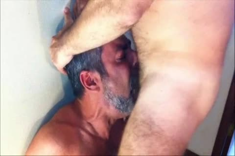 One Of The superlatively nice cock-suckers From Brasil In A brutaly Facefucking Action.
