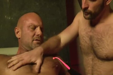 rough bare Real - Scene two - Factory clip