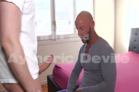 Aymeric Deville Has His ass fucked By Aymeric Deville
