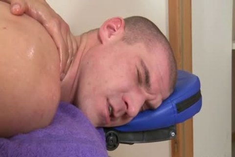 A Quiet Massage On gay Spa video