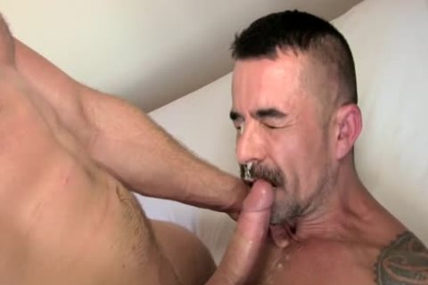 Geoffrey Paine nailing With Joe Gunner