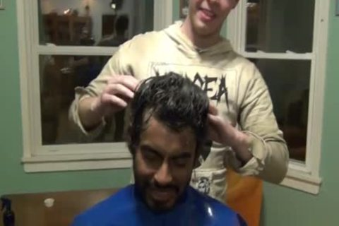 This Is The video I'll Watch previous to I'll Shave My head In Two Week's Time.