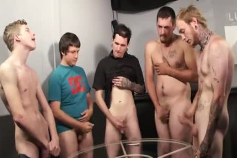 cum Suckers twenty one - Scene 6 - cum Suckers