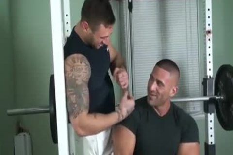 dirty Bodybuilders Steamy Action