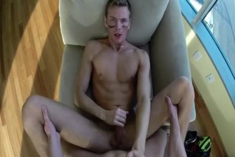 gay guys Go At It ramrods In ass Holes For fun