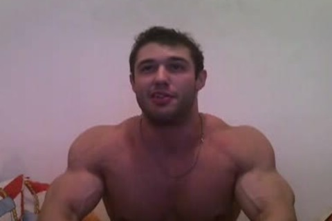 Spanish webcam Hunk