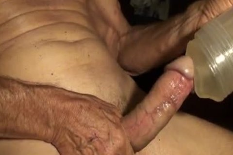 I Got Out The daddy Fleshjack And Used It while Watching A delicious video Here On The Xtube. Came Hard And Made A worthwhile Mess!