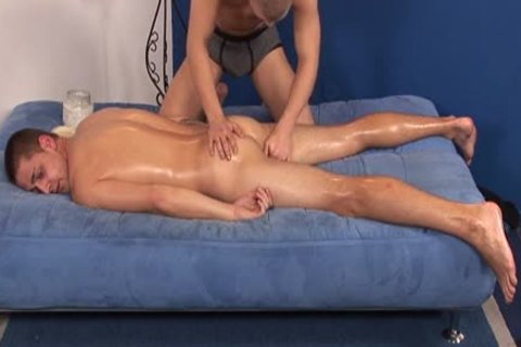 Vlado Tomek gets Toyed During Massage