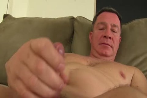 Raunchy mate solo jacking off