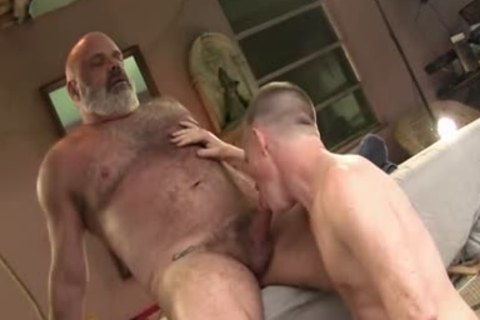 dudes With Great penis dril nice Daddy Bear