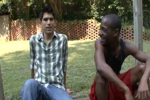 Bradley Wood Gives His butthole To A black lad