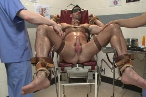 We Tie men Up And expect Till They Are Begging To cum, Then We Tease them more Until They Cant Take It Any more!