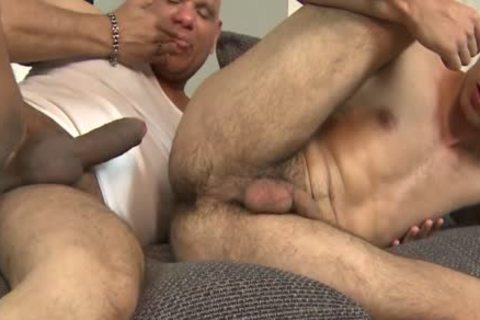 young Uncut amateur Barebacked By daddy