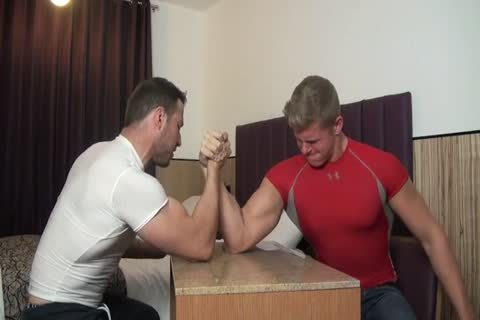 Musclegods Armwrestling