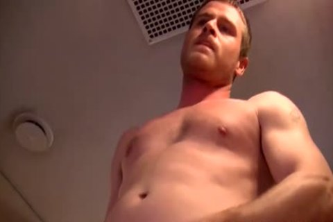 sexy gay amateur receives His throat Filled With A moist penis
