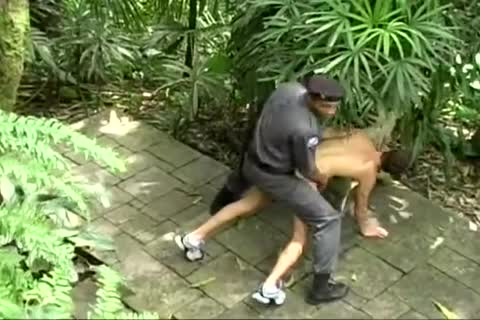 young concupiscent Latino men Enjoying The Jungle