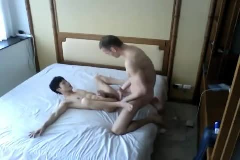 Watch Me Stump-broke This asian Work On cam