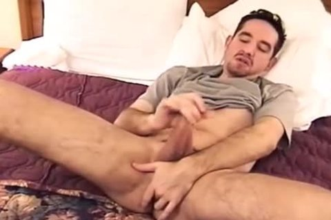 young amateur Charles Jerks Off