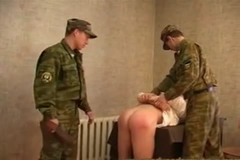 Russian Army thrashing And slamming