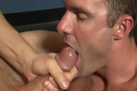 Gay creampie eating compilation