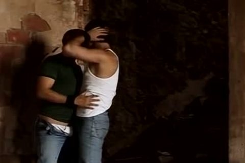 Rovitoni And Eduardo Likes Outdoor Pissing And butthole plow